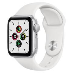APPLE - Apple Watch SE 40mm Silver White