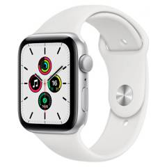 APPLE - Apple Watch SE 44mm Silver White