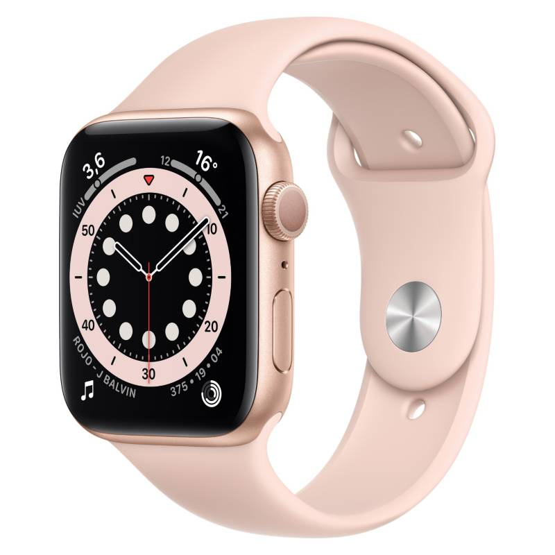 APPLE - Apple Watch Series 6 44mm Rose Gold