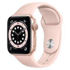 APPLE - Apple Watch Series 6 40mm Rose Gold