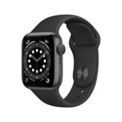 APPLE - Apple Watch Series 6 40mm Space Grey Black