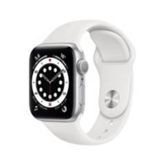 APPLE - Apple Watch Series 6 40mm Silver White