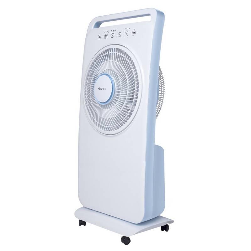 GREE Ventilador Portátil Humidificador Gree Mist Fan - Falabella.com