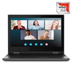 LENOVO - Chromebook 300e convertible, AMD A4, 4GB RAM, 32 GB eMMc, Chrome OS, 11