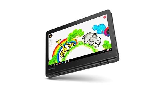 Pantalla y teclado touch Chromebook 300e Lenovo
