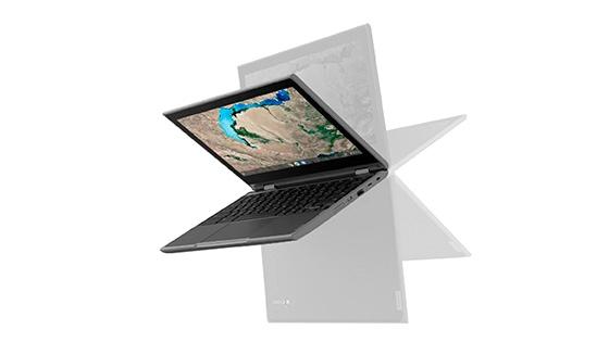 Bisagras Chromebook 300e