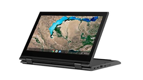 Pruebas militares Lenovo Chromebook 300e