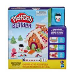Play Doh - Play-Doh Builder Casa De Jengibre
