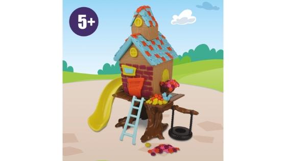 Play-Doh Builder - Casita del árbol