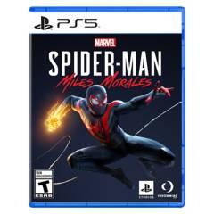 PLAYSTATION - Spider-Man Miles Morales PS5
