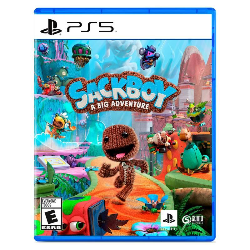 PLAYSTATION - Sackboy : A Big Adventure PS5