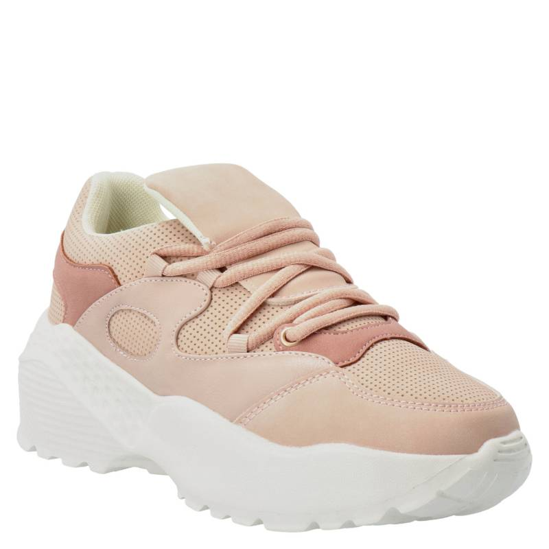 Zapatilla Mujer Pink Rosa