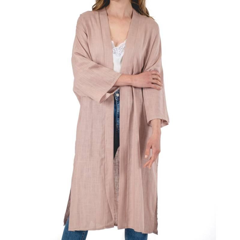 GUINDA - Kimono Mujer