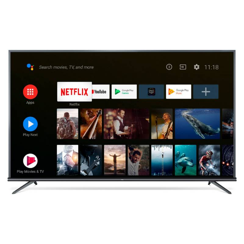 Smart Tv 75 Tcl 75P8M Android 4K Uhd