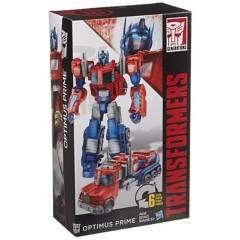 TRANSFORMERS - Transformers Cyber Commander Optimus Prime