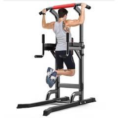 K-Fit - Barra Torre Multifuncional De Ejercicios Fitness