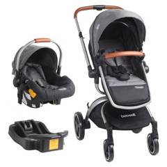 Bebesit - Coche Travel System 360 Deluxe