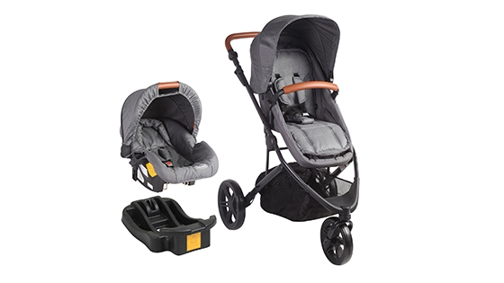 Coche Travel System Jogger Trek P65