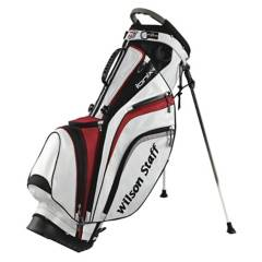 WILSON - Bolso De Golf W/S Ionix Sl Carry Bag Whbl
