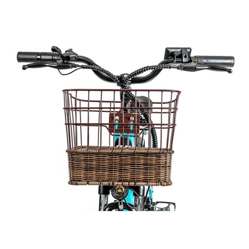NEWWALK - Bicicleta Eléctrica City Bike II Aro 26