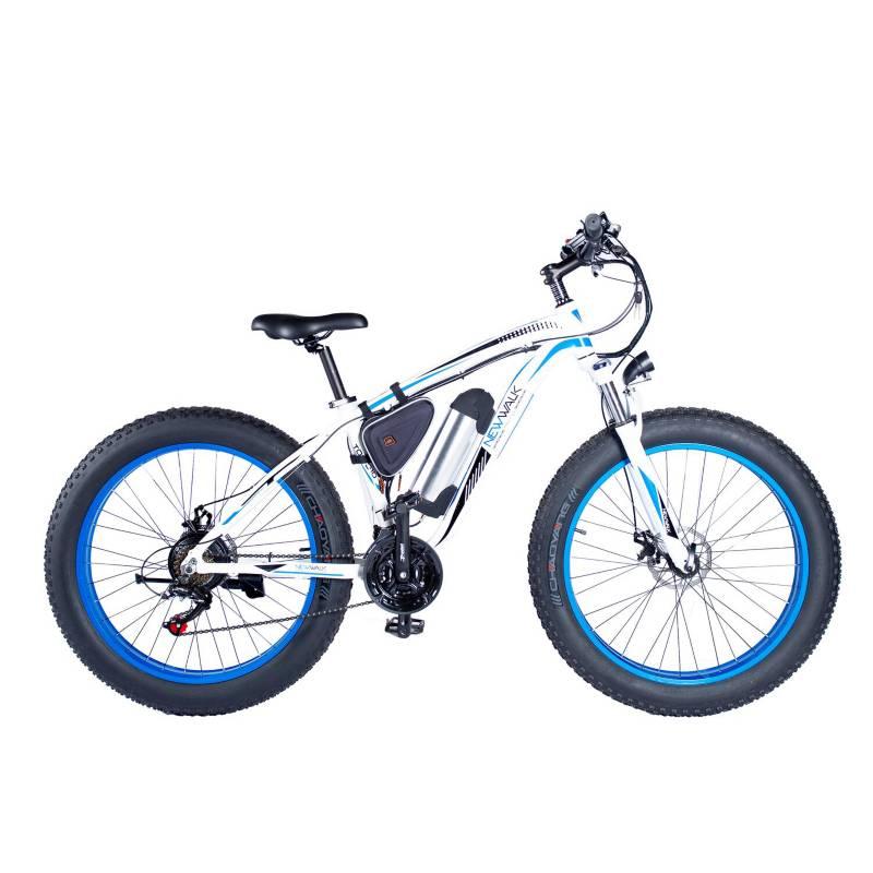NEWWALK - Bicicleta Eléctrica Fat Bike Aro 26