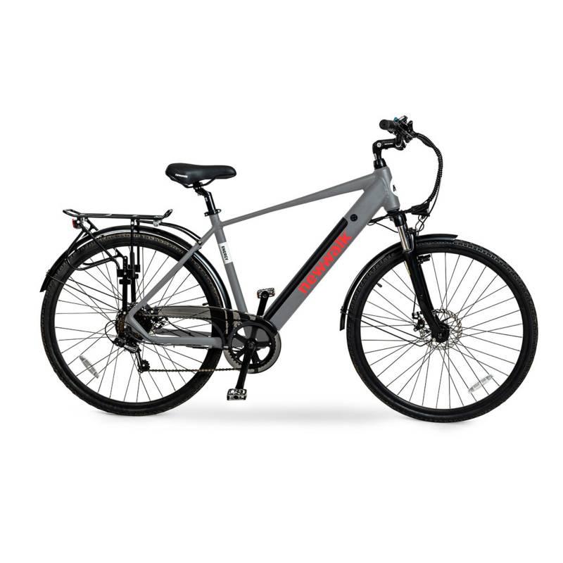 NEWWALK - Bicicleta Eléctrica City Bike I Aro 700c