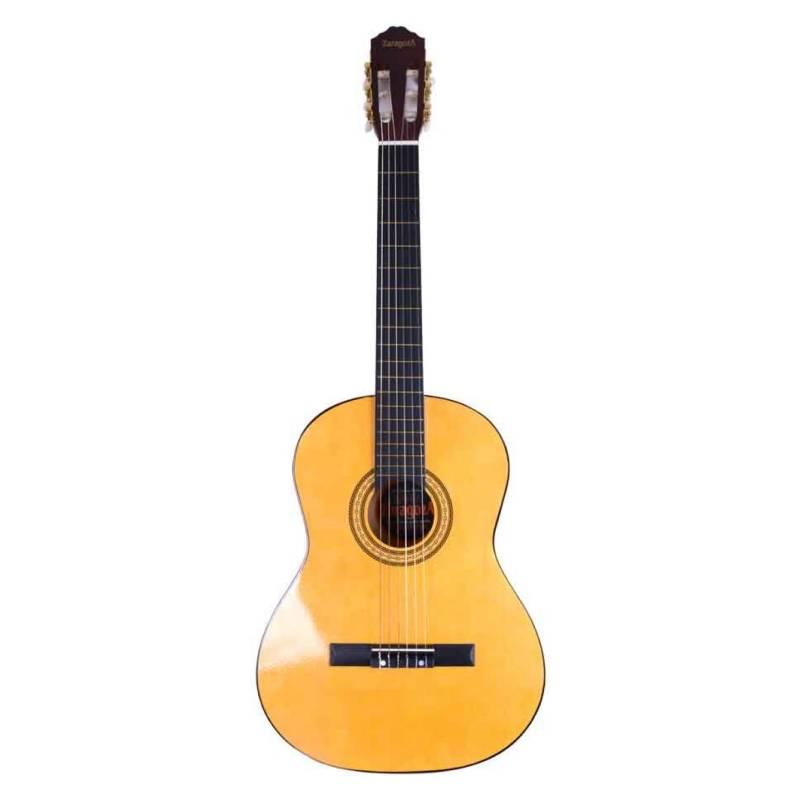 ZARAGOZA - Guitarra Clásica 39 Light Orange