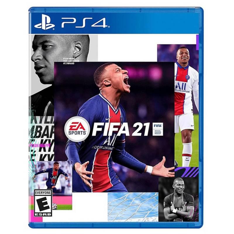 ELECTRONIC ARTS - Fifa 21  PS4