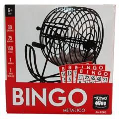 TOYNG - Bingo Metalico 30 Cartones