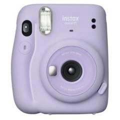 Fujifilm - Pack Cámara Instantanea Instax Mini 11 - Lilac Pur