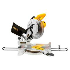STANLEY - Sierra Ingleteadora 10 1.600 Watts Stanley Sm16