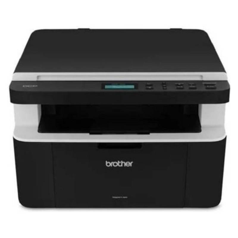 Brother - Impresora Multifuncional Brother Dcp-1602