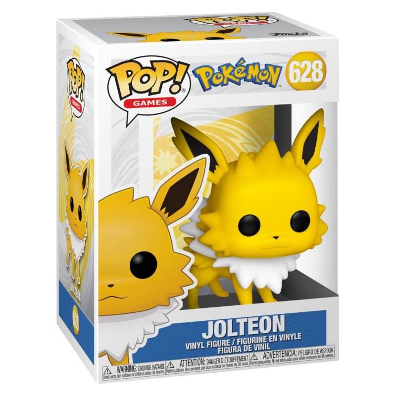 FUNKO - Funko Pop - Pokemon - Jolteon (628)