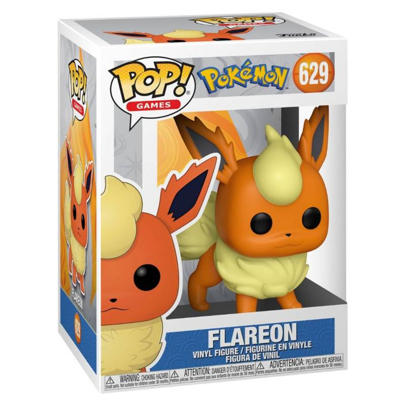 FUNKO - Funko Pop - Pokemon - Flareon (629)