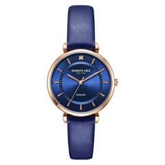 KENNETH COLE NEW YORK - Reloj Azul Mujer