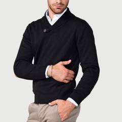 Arrow - Sweater De Algodón Hombre