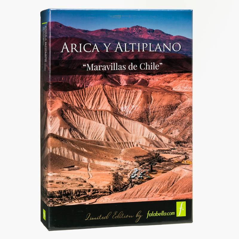 FORANIA - Puzzle Arica y Altiplano Chile
