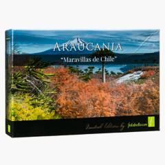 FORANIA - Puzzle Volcán Llaima Araucanía Chile