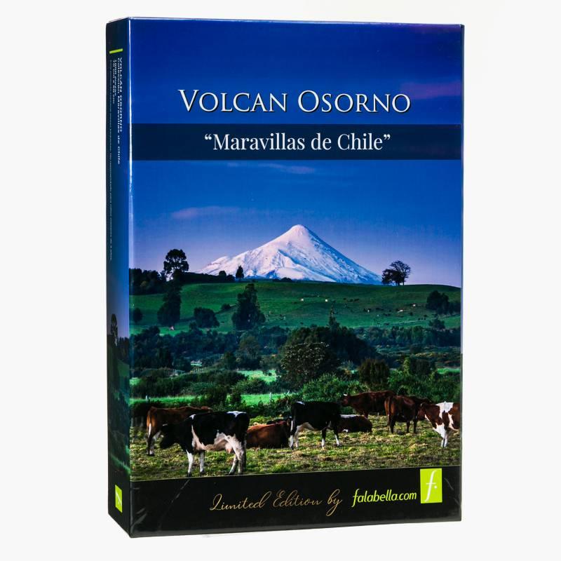 FORANIA - Puzzle Volcán Osorno Patagonia Chile