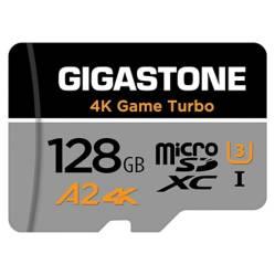 Gigastone - Tarjeta Microsdxc Game Turbo 128 Gb