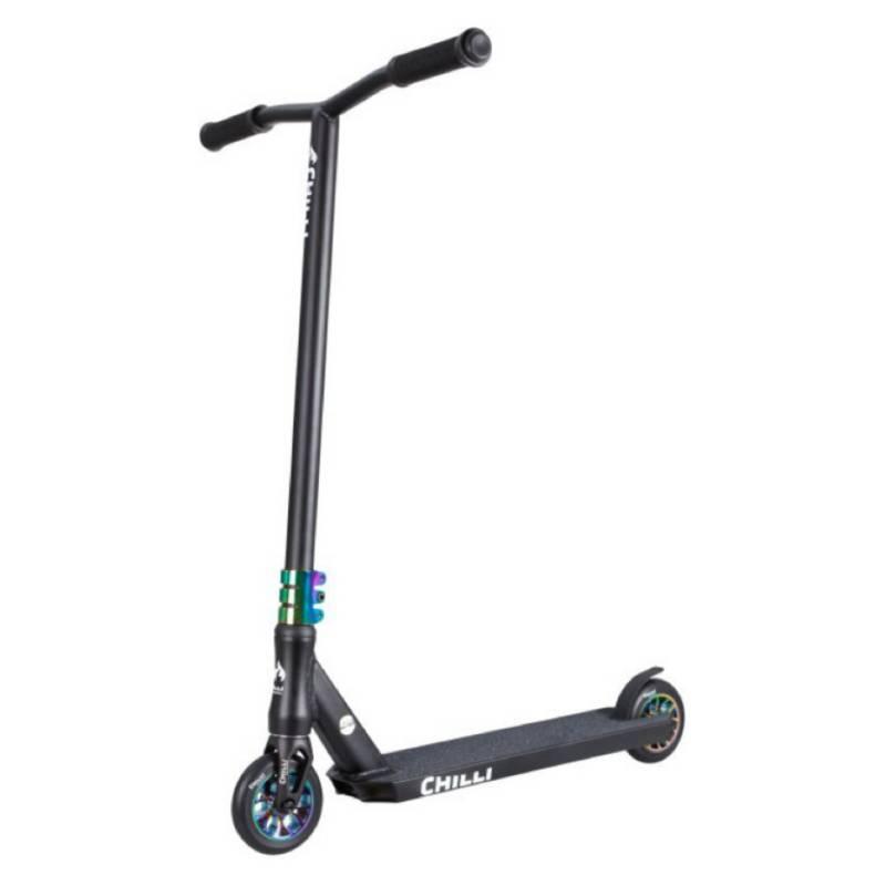 CHILLI - Scooter  Grim Negro Neochrome