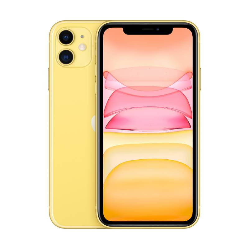 APPLE - Apple iPhone 11 64GB