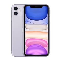 Apple - Smartphone iPhone 11 128GB (no incluye adaptador de corriente ni EarPods)