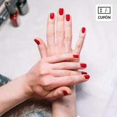 EVA SPA URBANO - Cupón para Manicure + Esmaltado permanente + Exfoliación