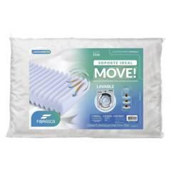 FIBRASCA - Almohada Move Airflow Para Funda 50X70Correcto