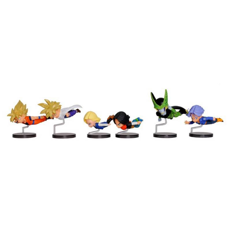 DRAGON BALL - Figura 7 cm. Dragon Ball Z wcf - vol 2