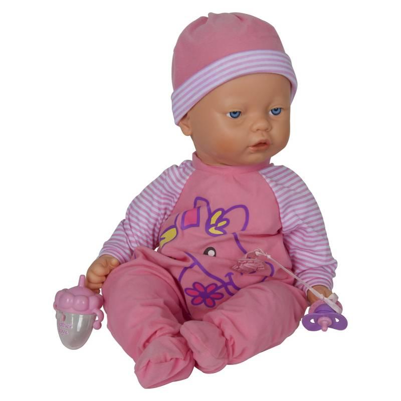 Muñecas Babydoll Bostecitos Chupete