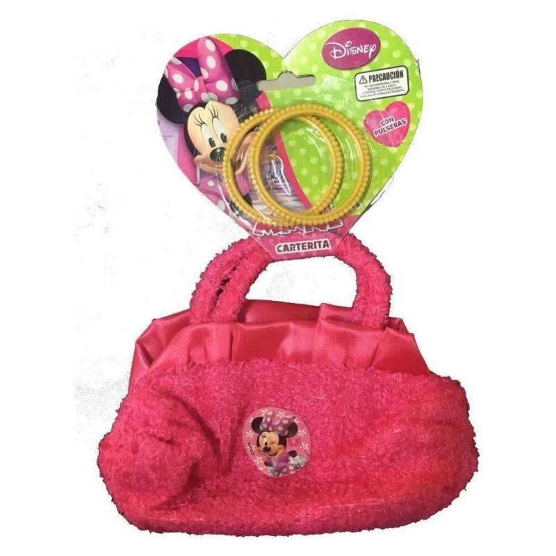 Disney - Minnie - Carterita - Pulseras - Disney