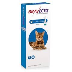 BRAVECTO - Bravecto Gato 2.8 A 6.25Kg