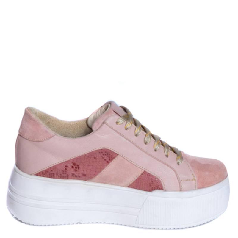 Mossa - Zapatilla Moda Mujer Fran Pink